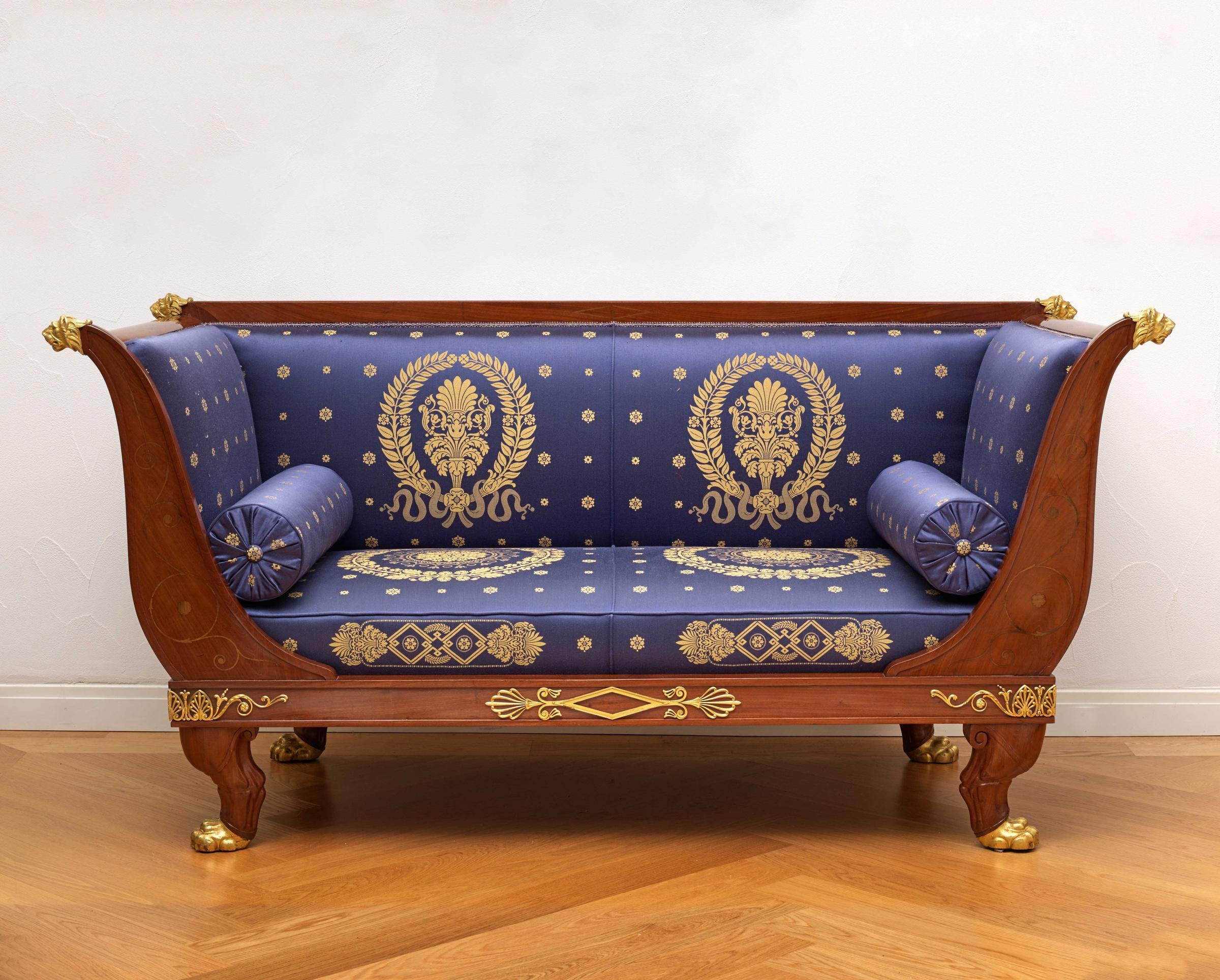 2014-006-jacob-desmalter-et-cie-empire-suite-2- Unique De Table De Canapé Des Idées