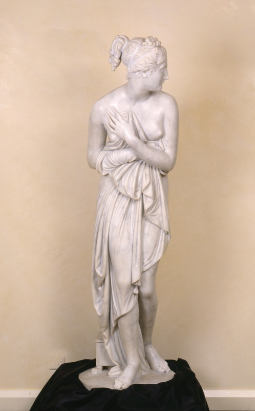 A Neo-classical figure of Venus Italica, after Antonio Canova, Italian, date circa 1880