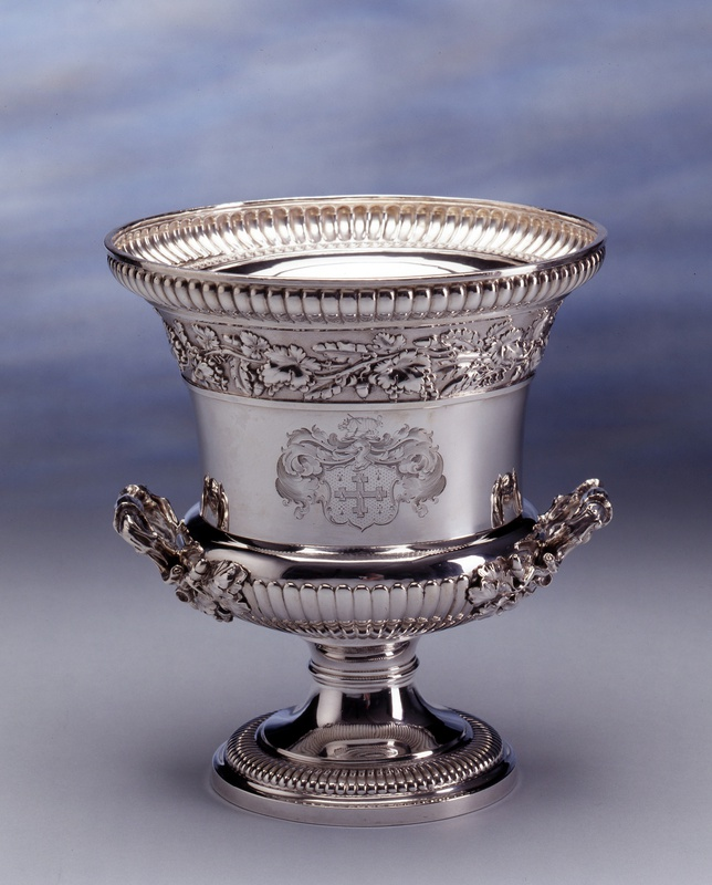A Regency wine cooler by Paul Storr, London, dated 1815