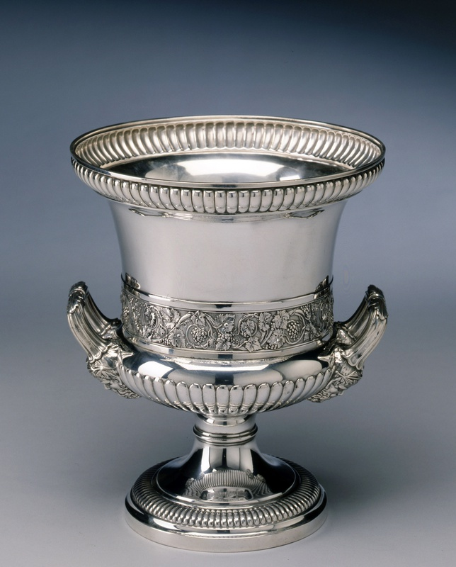 A Regency wine cooler by Paul Storr, London, dated 1814