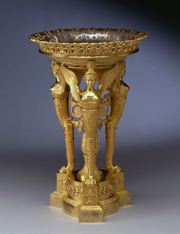 An Empire centre piece by Pierre-Philippe Thomire, Paris, date circa 1815