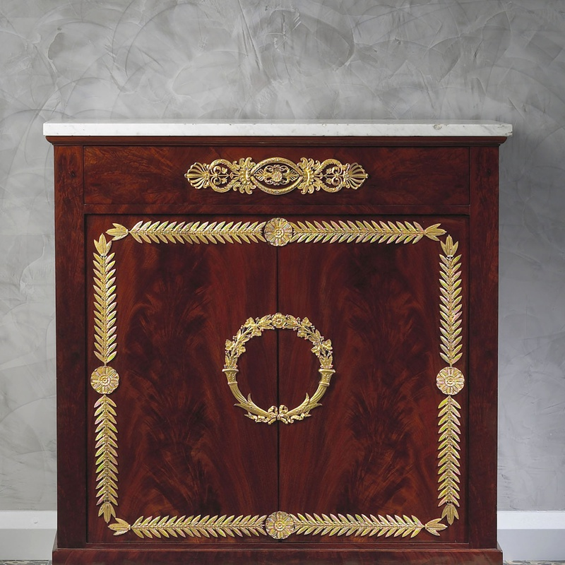 Pierre-Benoît Marcion - An Empire commode attributed to Pierre-Benoît Marcion