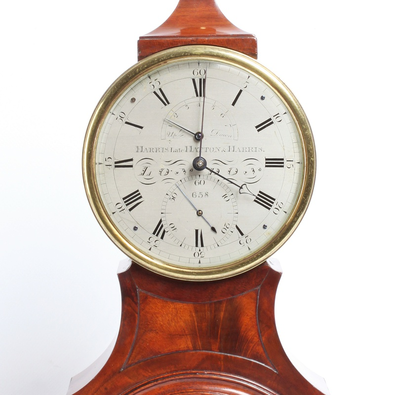 Harris - A eight day table chronometer by Harris, London, date circa 1830